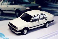 1/43 Volkswagen Jetta classic Diecast model White NEW