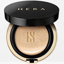 Hera Black cushion SPF34/PA++ 15gx2ea  #21 Vanila +Puff + waters&emulsions Korea