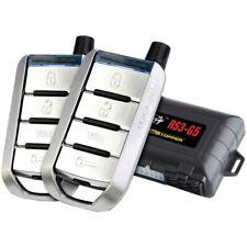 Crimestopper Rs3-G5 Cool-Start 4-Button Remote Start & Keyless-Entry System