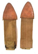 Messerscheide US Pioniere 1. Weltkrieg, Leder Spitze Rar Messertasche Militaria