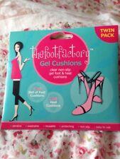 The Foot Factory Gel Cushions - Twin Pack. Bnip