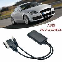Pour AUDI A4 8T 8K 4F Q7 7L AMI MMI 2G USB AUX Adaptateur Câble Bluetooth