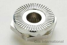 Cox 049 Model Airplane Engine Propeller Drive Prop Plate .049 - Hex Silver