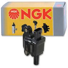 1 pc NGK Ignition Coil for 2014-2016 Chevrolet Corvette 6.2L V8 - Spark Plug ak