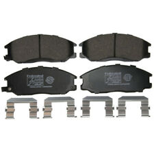 Disc Brake Pad Set Front Federated D864