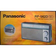 Panasonic RF-562D Portable Radio FM/MW/SW 3-Bands RF562D
