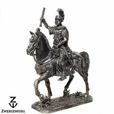 Tin Toy SOLDIER Cavalry ROMAN Mounted GENERAL Legate ROME 1/32 Metal Tin Figure
