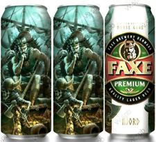 """Faxe Limited """"Norse gods Njord"""" Part 3, empty can Beer,0.45L"""