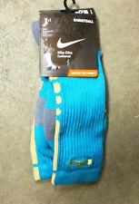 hot sales 19cad f359c Mens Nike Elite Basketball Cushioned Crew Socks   Size Large 8-12