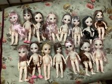 "6 "" Vinyl BJD for Your Doll To Hold Various Hair Colors,Your Choice + Shoes"