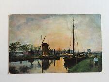 Vintage Postcard - H M & Co # 4389 - unused