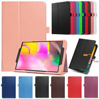 "Case For Samsung Galaxy Tab A 10.1"" 2019 SM-T510 T580 Tablet Leather Stand Cover"