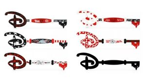 DISNEY STORE MYSTERY KEY LOVE COLLECTION OPENING CEREMONY KEY - CHOOSE YOUR KEY