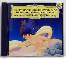 CHUNG - Rimsky-Korsakov Scheherazade/Stravinsky Feuervogel - 4D DG 1993 (112)