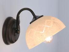 Plafoniere Da Parete Classiche : Lampade da parete interno marrone legno camera letto ebay