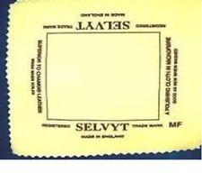 1 x Genuine Selvyt Micro Fine Polishing Cloth - 12.5cm x 12.5cm - Lens / Glasses