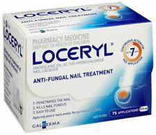 2 x Loceryl 2.5ml Nail Lacquer Nail Fungus Treatment Free Shipping