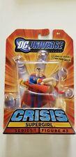 "DC UNIVERSE INFINITE HEROES 3.75"" SUPERGIRL DEATH FIGURE"