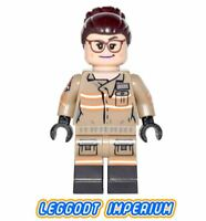 LEGO Minifigure - Abby Yates - Ghostbusters Dimensions dim035 FREE POST