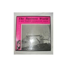 THE BUSINESS WORLD 4 disques + livre ANGLAIS MODERNE