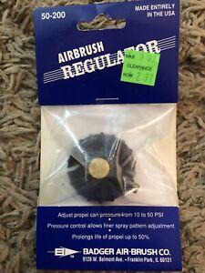 Badger Airbrush Regulator