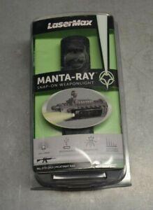 LaserMax Manta-Ray Mint Snap-On Weapon Light   LMR-M