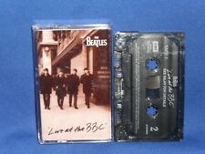 BEATLES LIVE AT THE BBC - RARE CASSETTE TAPE ONE