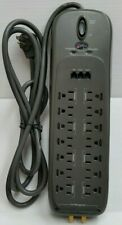 Power Sentry Home Theater 14-Outlet Surge Protector 4100 Joules 8' Cord NWOB