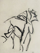 DE KOONING - ODE TO WILLIAM DE KOONING # 3 - ORIGINAL LITHOGRAPH - $  199.99  !!