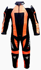 Mini Motorbike Kids Leather Textile Suit BIESSE Age 4 To 16 years Protectors-CE