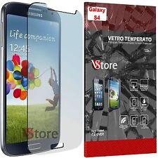"""2 Pellicola in Vetro Temperato Per SAMSUNG Galaxy S4 i9500 Salva Schermo LCD 5"""""""
