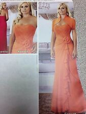 Modern Maids Sunset Formal Evening Special Occasions Prom Dance Dress.4.$392.00