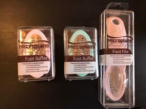 microplane foot file
