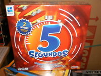 JUEGO DE MESA 5 SEGUNDOS LUDILO