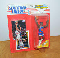 Vintage STARTING LINEUP BRAD DAUGHTERY Action Figure 1993 Kenner NBA Basketball