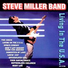 Living in the USA [Capital] by Steve Miller (Guitar)/Steve Miller Band (Guitar)