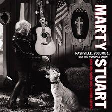 Nashville Vol.1: Tear The Woodpile Down - Marty Stuart (2012, CD NUOVO)