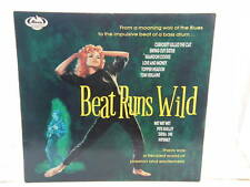 "Various Artists Beats Runs Wild 12"" Lp 1986 Wet Wet Wet"
