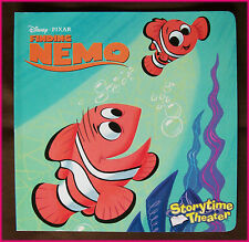 Disney FINDING NEMO STORY BOOK Full Colour Kids Childrens Stories - 26 pgs- NEW