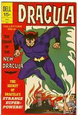 Dracula #6 July 1972 NM- Origin high grade
