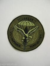 Patch Folgore Paracadutisti XIII Cp Condor 186° per Mimetica Vegetata Esercito