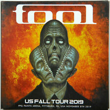 TOOL - LIVE PITTSBURG, USA 2019 - 2CD DIGISLEEVE - NEW RELEASE DECEMBER 2019