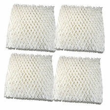 4x HQRP Wick Filters for Honeywell HC-819 HAC-500 fits HCM-3000 HCM-3003 Models