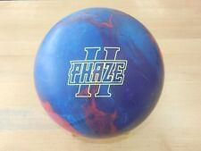 "NIB 15# Storm Phaze II Bowling Ball w/Specs of 15.3/2-2.5"" Pin/2.87oz TW"