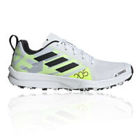 adidas Womens Terrex Speed Flow Trail Running Shoes Trainers Sneakers White
