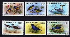 Antiguan and Barbudan Birds Stamps Pre-1981