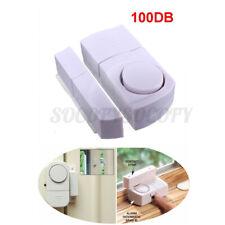 100dB Wireless Home Window Door Burglar Security Alarm System Magnetic Sensor US