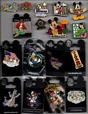 Walt Disney World -Assorted Pins - Fun Souvenir