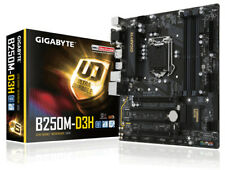 Placa base Gigabyte B250m-d3h -