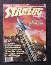 1977 STARLOG Magazine #10 FN- 5.5 George Pal - Isaac Asimov - Space 1999